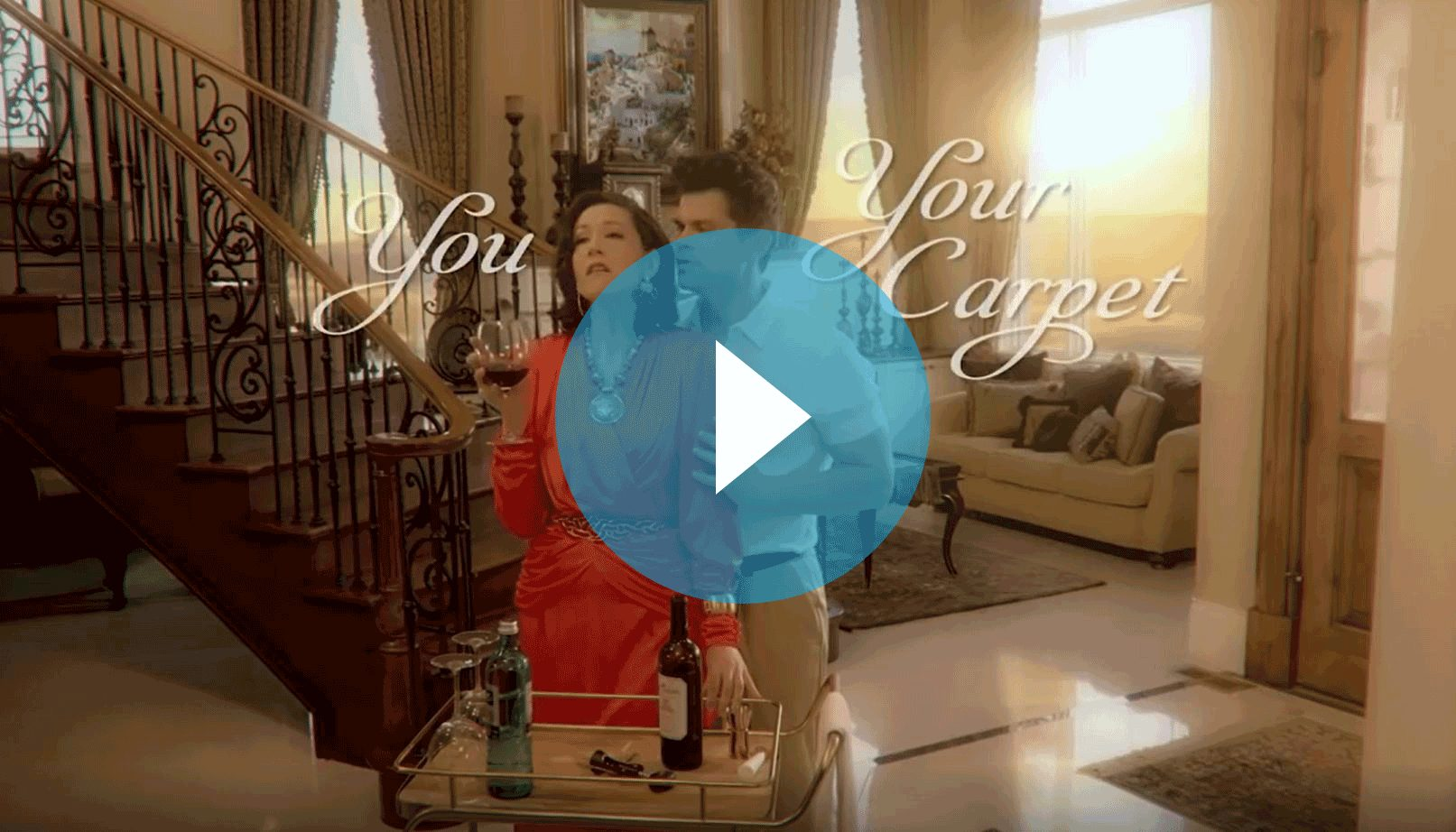 Carpet Cleaning Soap Opera